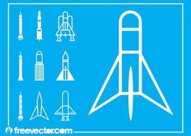Space Shuttle-Icons