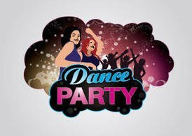 Dance Party logotyp