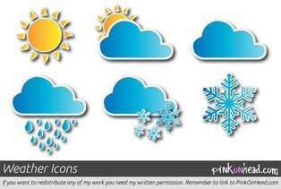 Free Weather Icons Download