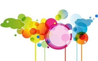 Abstract Colorful Vector Illustration Artwork