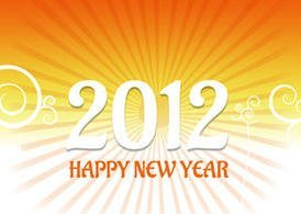 2012 New Year Card