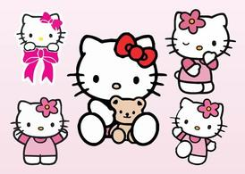 Hello Kitty vektory