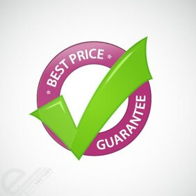 Best Price guarantee vector label free download