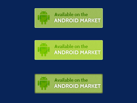 Botões do Android Market