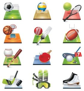 sportsrelated icons 4