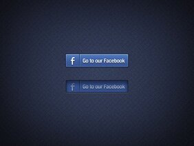Einfache Facebook-button