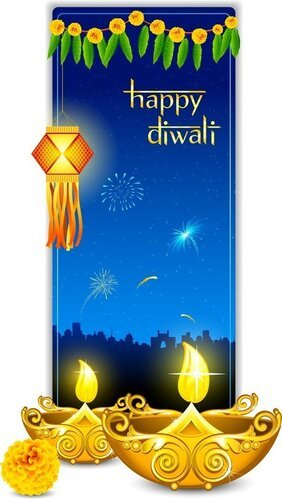 Beautiful Diwali Cards 07