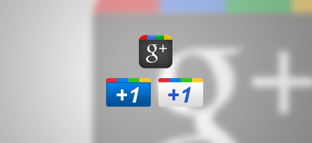 Google plus – Interface icônes Giveaway #2