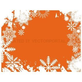 WINTER abstracte voorraad VECTOR IMAGE.ai