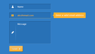 Contact Form Design Templates