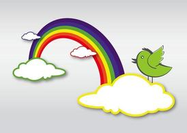 Rainbow Cartoon
