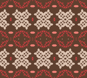 Free Vintage Vector Pattern Design