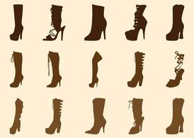 High Heel Boots Graphics