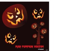 Mad Pumpkin