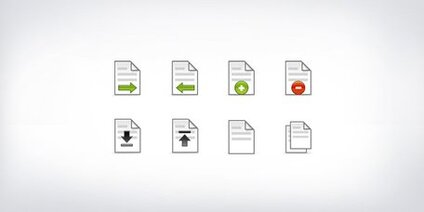 Vector file icons (PSD)