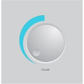 VOLUME knop VECTOR IMAGE.eps
