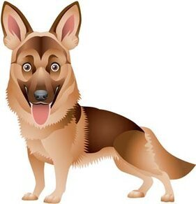 Dog vector collections 3