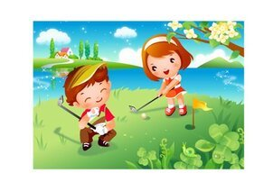 Children's Golf