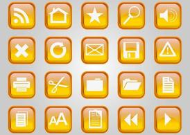 Ordinateur Vector Icons