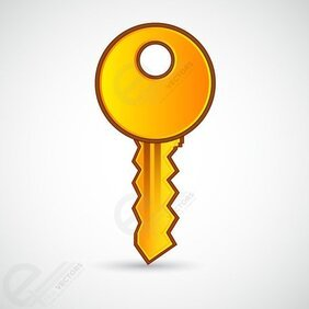 Free Vector Key Download