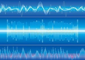 Dynamic Audio Waves 03
