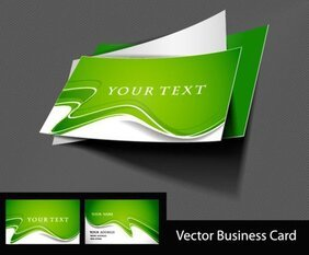 Fashion business card template 03