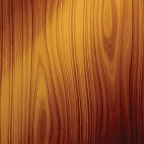 Vector Wood Background Texture