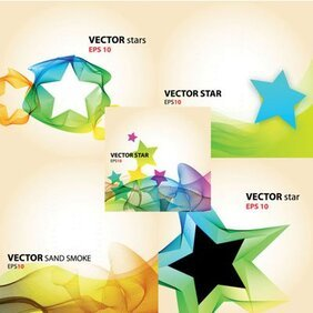 Colorful Background Vector Flow