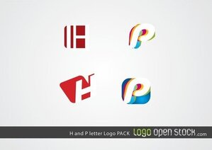 H y P carta Logo Pack