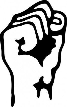 A Raised Fist