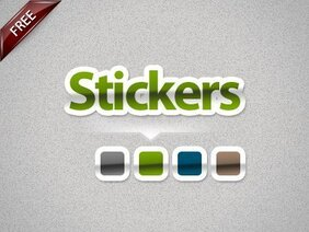 Stickers Styles