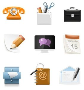 everyday common icons 4