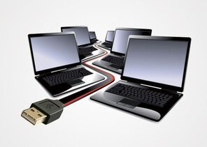 Notebooks & USB-Kabel-Technologie