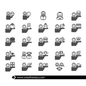 CREATIVE PERSON ICONS.eps