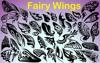 Fairy Wings Pack