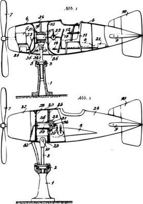Flight Simulator Plane Plan
