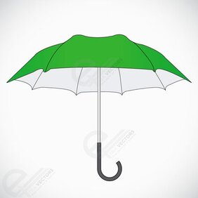 Umbrella vector illustration. Free download