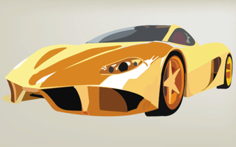 Free Auto Vector Illustrator