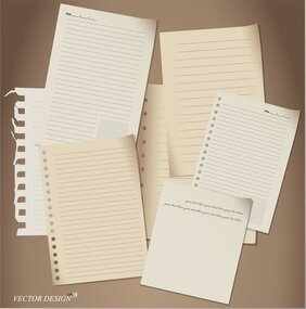 Retro Stationery 01