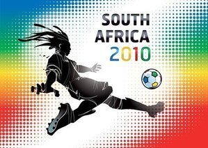 Sud Africa 2010 World Cup Wallpaper
