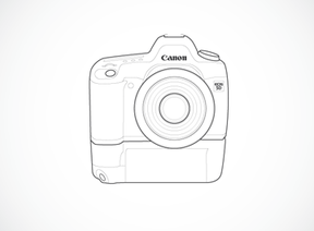 Canon 5D Illustration