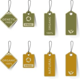 Variety Of Environmental Tag