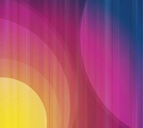 Colorful Abstract Background-Vektorgrafiken