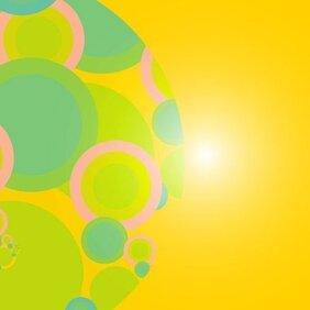 VIVID YELLOW VECTOR BACKGROUND.ai