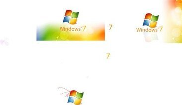 Fond d'écran de Windows 7 par le Zakies