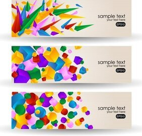 Brilliant Color Banners