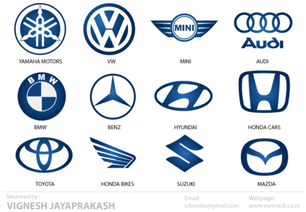 Automotive logotyper gratis
