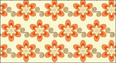 Fashion design patterns Vector-6
