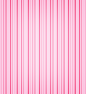 Valentine Striped Themed Vector Pattern