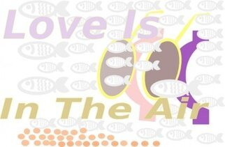 Iglooo E Card Love Is In The Air Red Sea Skin Diving Aug